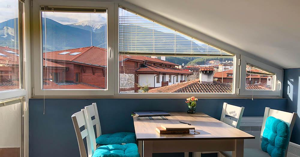 Multifunctional balcony